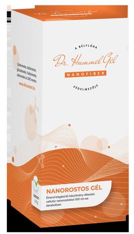 Dr. Hummel Nanorostos Gél működése